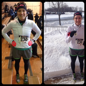 Pre and Post Race Photos!