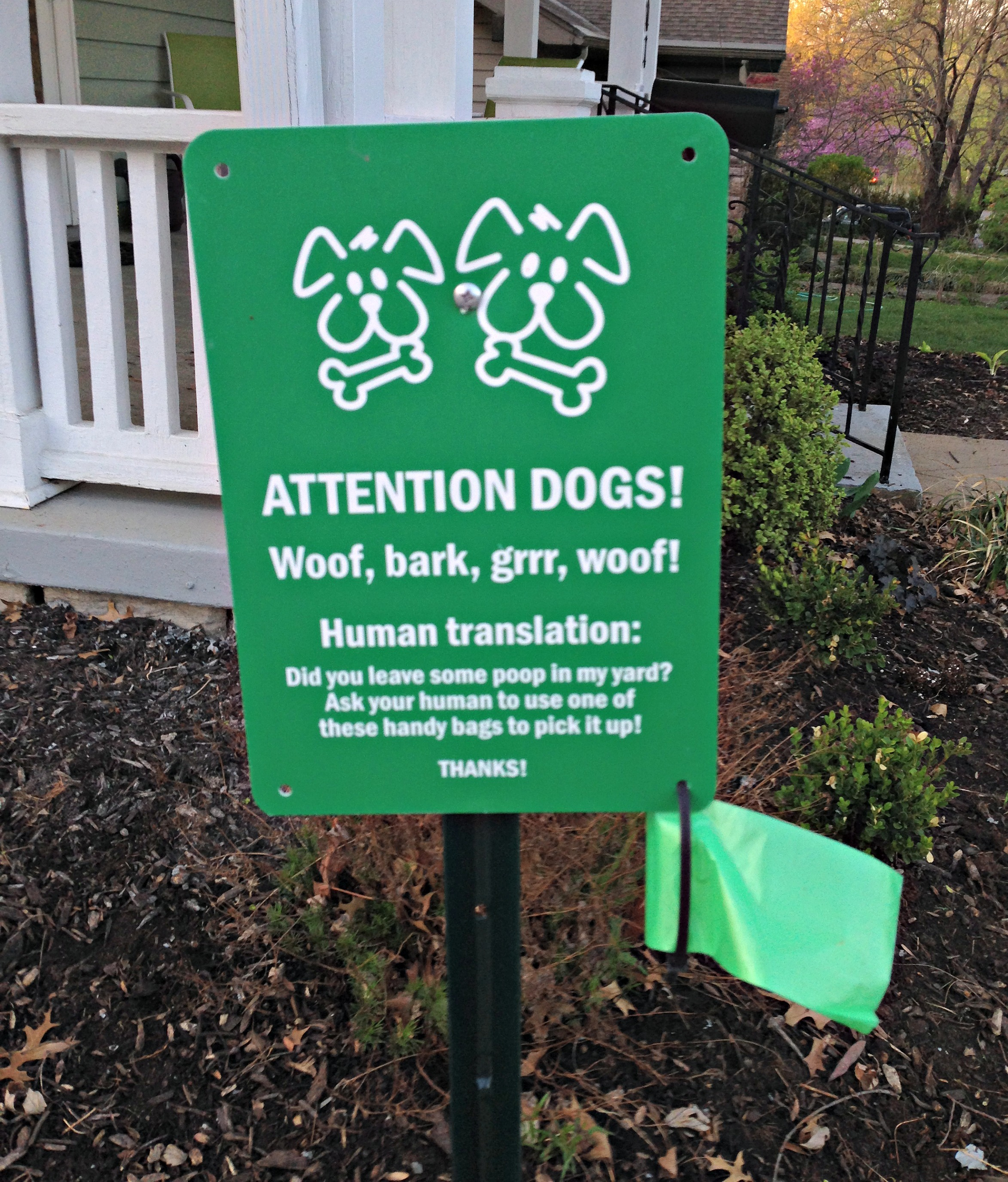 How Can I Stop Dogs From Pooping In My Yard