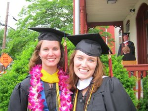 I couldn't have survived college without her! <3