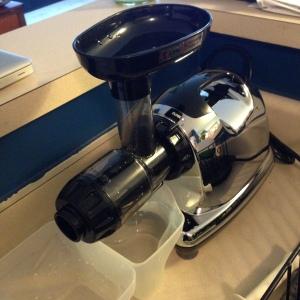 We're juicing machines now!